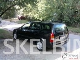 Opel Astra 00m 2.0  dyzel(uneversal)