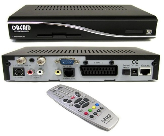 DREAMBOX DM 600-PVR