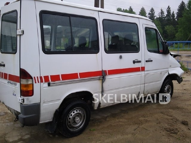 MERCEDES-BENZ SPRINTER 2.9 TURBO DIZEL 99m.