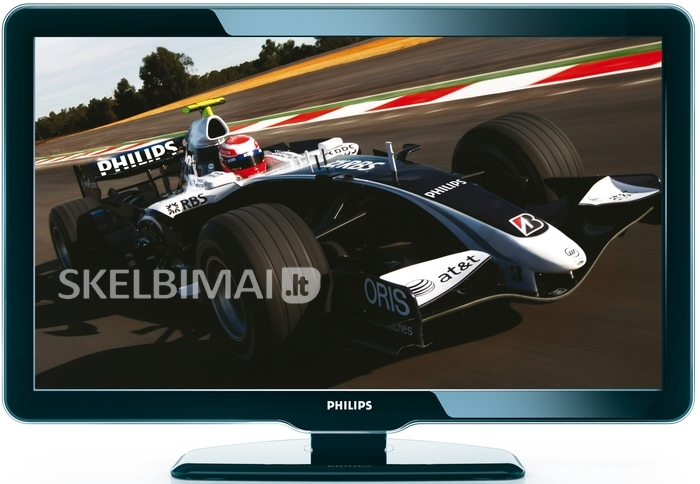 PHILIPS 47PFL5604H/12 120cm FULL HD; USB