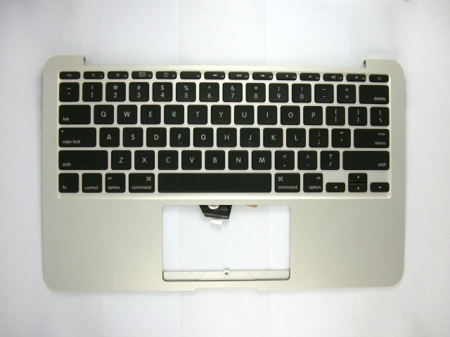 Nauja klaviatura Apple macbook air a1370 - 110€ www.techarena.lt
