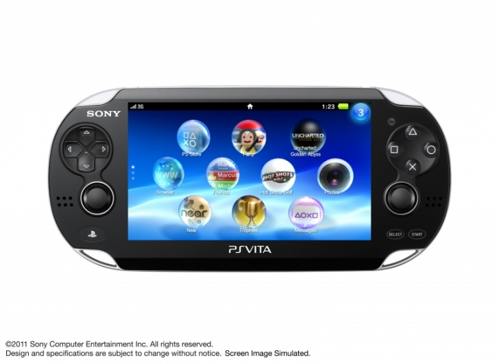 NUPIRKSIU ZAIDIMU KONSOLE PlayStation Portable PS VITA