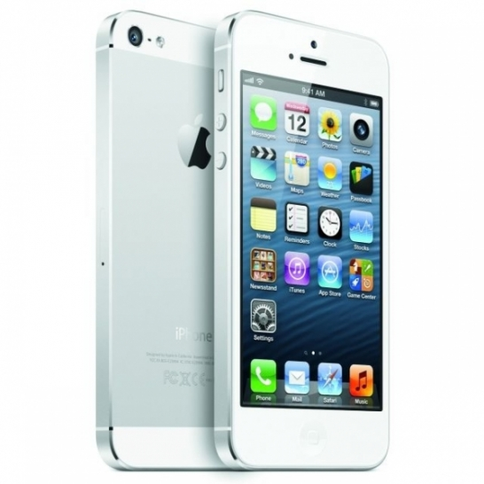 iPhone 5 A1428, 16GB, baltas, neverlock