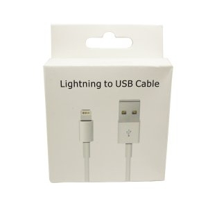 Apple iPhone 5 USB lightning kabelis