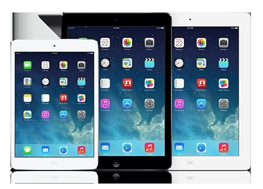 Superkame iPad, iPad Mini, iPad Air