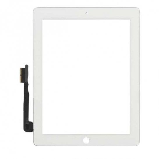 Baltas Apple Ipad 3 4 digitaizeris   - 34,75€ www.techarena.lt
