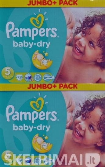 Pampers, Nature Babycare, Bleier, Coop, Libero.