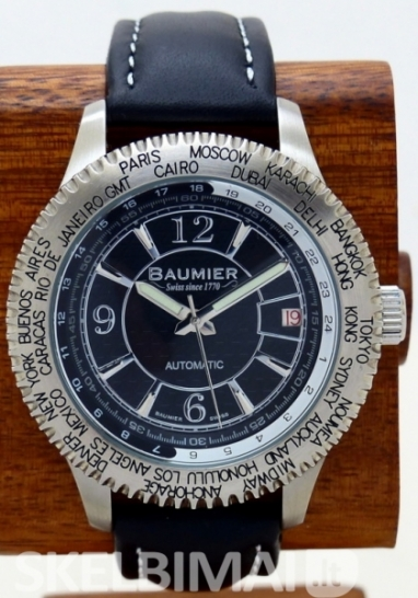 Baumier swiss made sport Incabloc Automatic