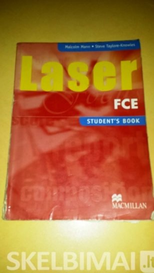 Laser FCE student's book
