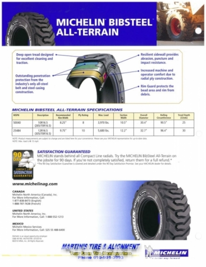 Michelin power CL padangos