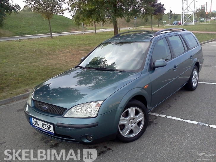 FORD MONDEO 2003m. TDCI