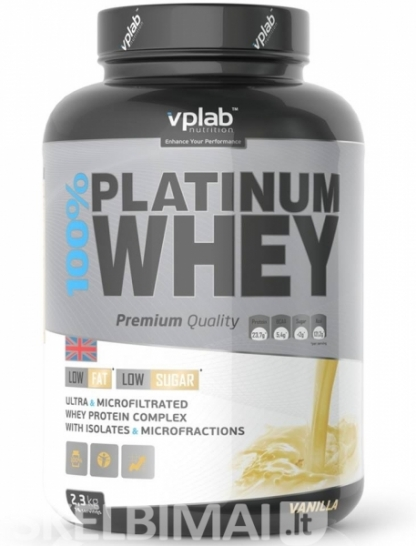 Vp Lab Nutrition Produkcija