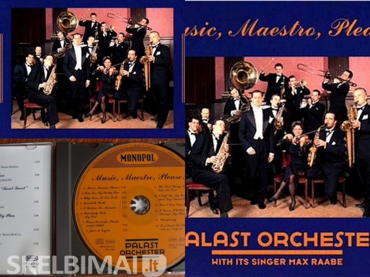 Max Raabe & Palast Orchester ir kt