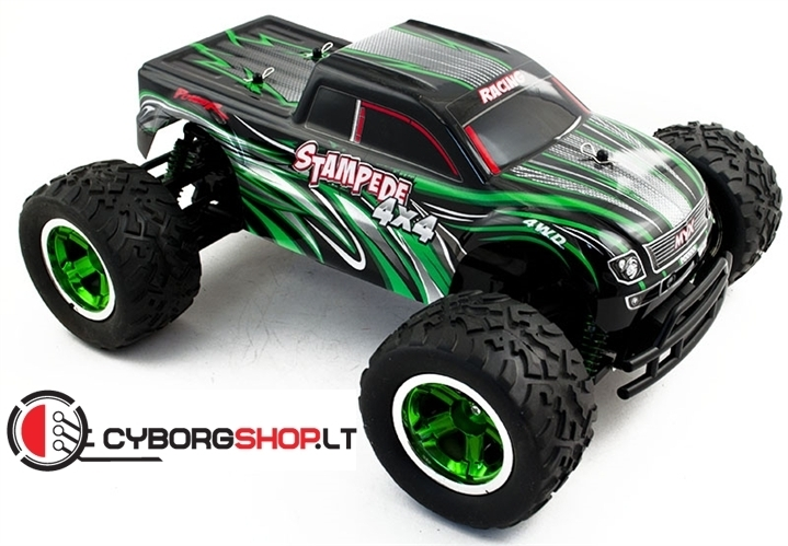 Monster Truck Thunder visureigis 4WD Cyborgshop