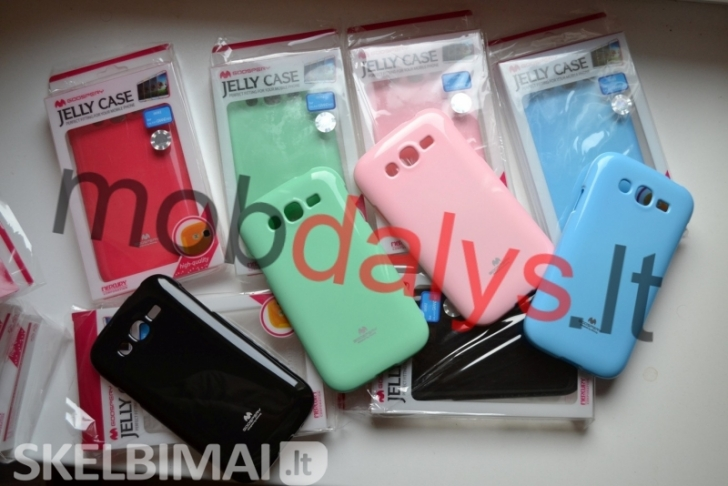 Samsung Galaxy Grand, Grand Neo dėklai Mercury Jelly Case