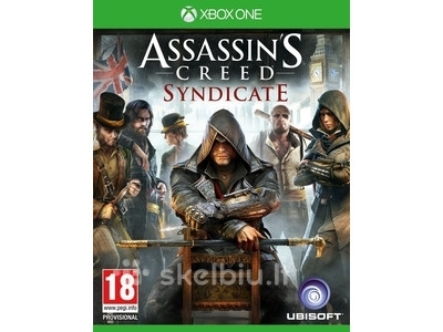 Assassin's Creed Syndicate Ps4 ir Xbox One