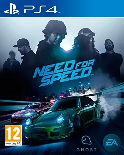 Parduodu Need For Speed 2016 Ps4 ir xbox one