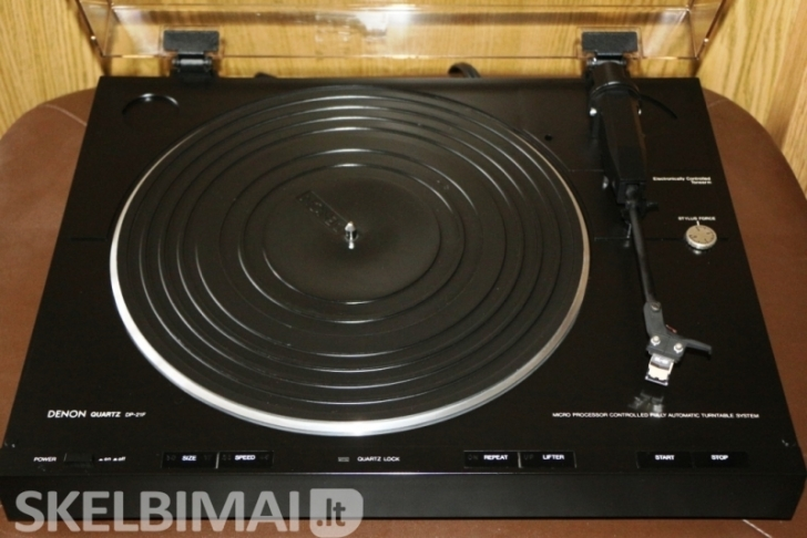Denon DP-21F Made In Japan
