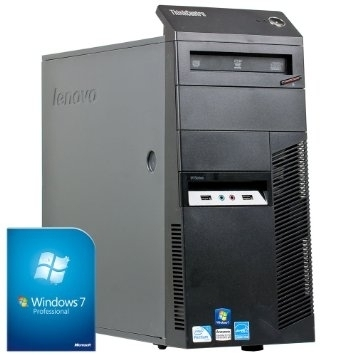 Lenovo ThinkCentre M81 atnaujinti (Refurbished), su win 7pro lic
