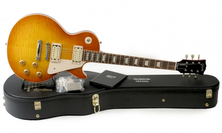 Gibson Custom Shop 1968 Les Paul
