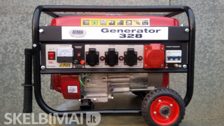 Atrox generator 328 ersatzteile