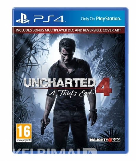 parduodu Uncharted: The Nathan Drake Collection Ps4 sony