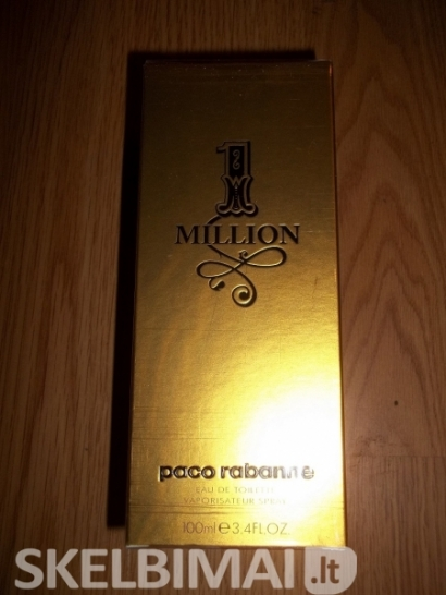 Paco rabanne ONE MILLION Kvepalai VYRAMS