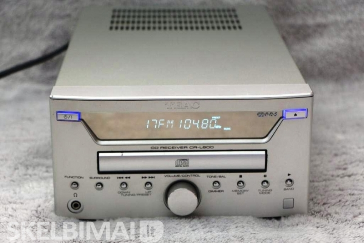 TEAC CR-L600 , Made In Japan