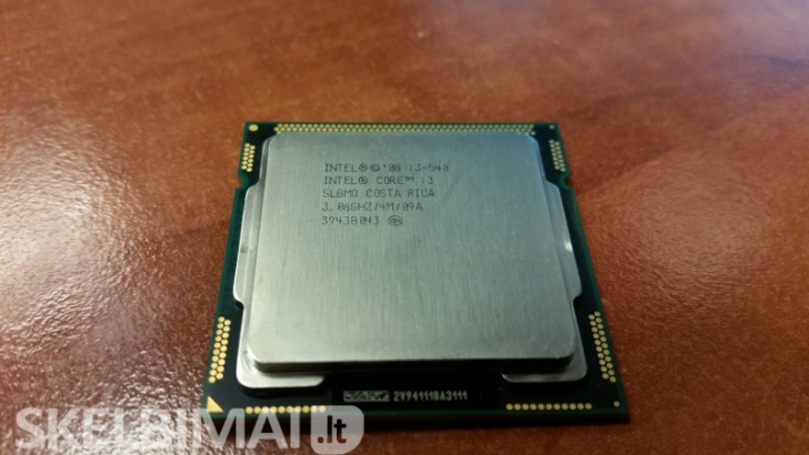 Dekstop Intel i3-540 CPU