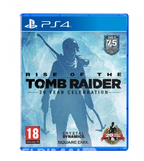 Parduodu Rise of the Tomb Raider: 20 Year Celebration žaidimą Ps4