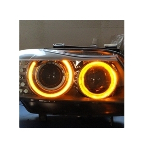 Bmw yellow eyes led marker AKCIJOS