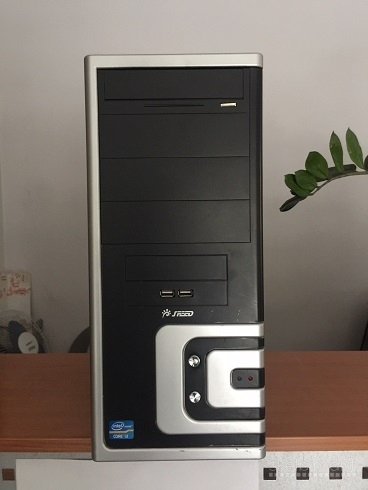 Pc Intel i3-2100 3,1ghz, 240gb ssd