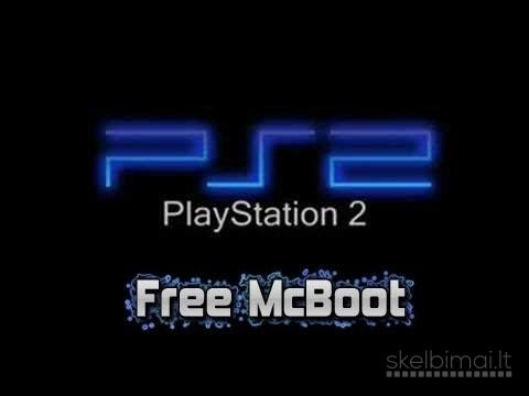 Programinis PS2 atrišimas (softmod / Free McBoot) || PlayStation2, PlayStation 2