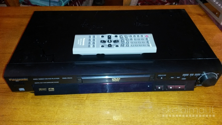 panasonic dvd rv 31